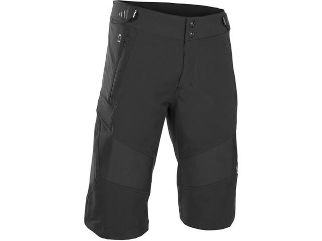 ION Scrub Select Pantaloncini da ciclismo Uomo, black
